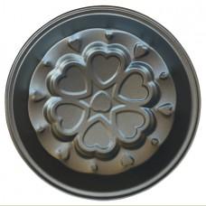 Форма для пирога с антипригарным покрытием 24,3 х 24,3 х 5,2