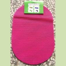 Набор ковриков универсальных 29*43 см-2 шт. роз.
