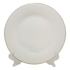 Тарелка гладкая