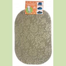 Набор ковриков универсальных 29*43 см-2 шт.беж